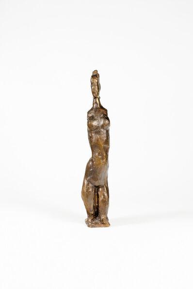 Alfred Czerny, 'Sketch of a Female Figure', ca. 1968