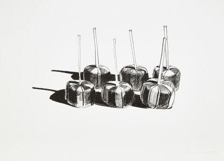 Wayne Thiebaud, 'Suckers State I (G. 85)', 1968