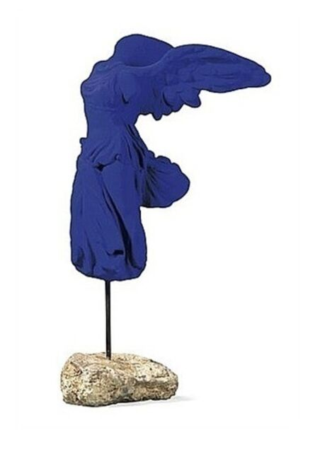 Yves Klein, 'La Victoire de Samothrace', 1962