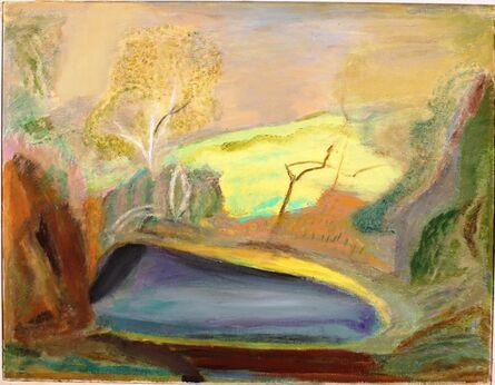 Jeremy Foss, 'Yellow Hill', 2009