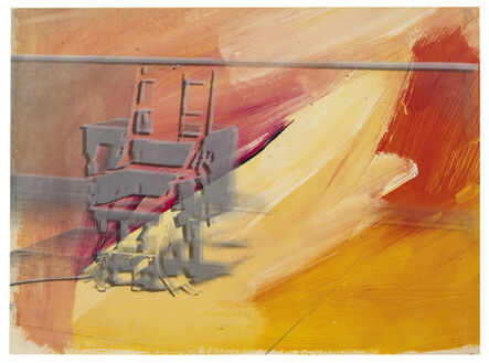 Andy Warhol, 'Electric Chairs', 1971