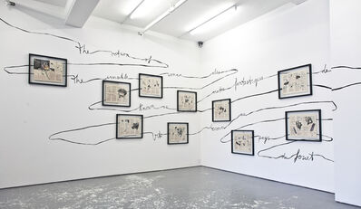 Chiara Fumai, 'The Return of the Invisible Woman', 2012