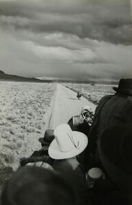 Robert Frank, 'Road to La Paz, Bolivia', 1949