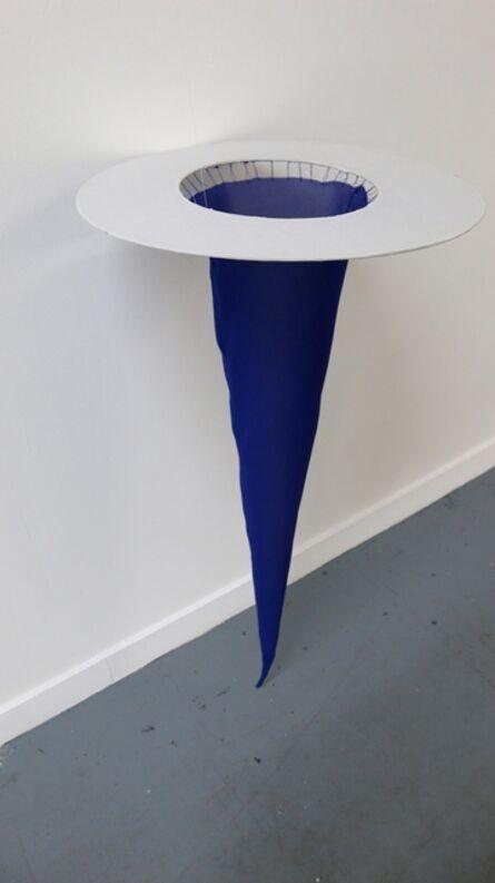 Lula Motra, 'White and Black Hole (Vortex)', 2015