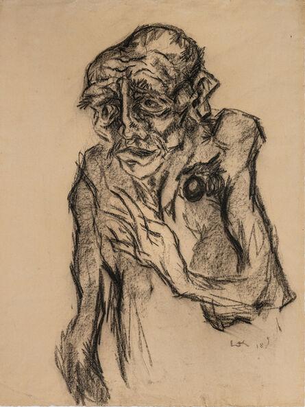 Will Küpper, 'KRIEGSKRÜPPEL', 1918