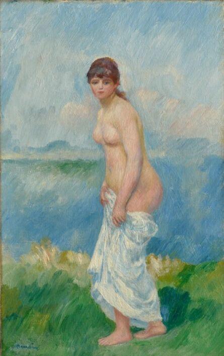 Pierre-Auguste Renoir, 'Standing Bather', ca. 1885