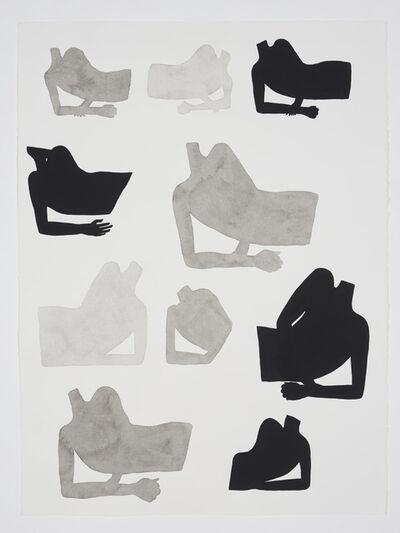 Amy Pleasant, 'Reclining Figure XVIII', 2019
