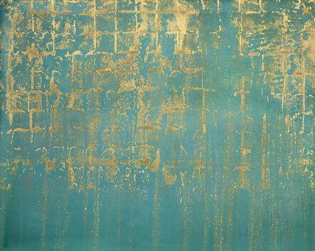 Makoto Fujimura, 'Silence and Beauty - Birth 寂靜•美-誕生', 2017