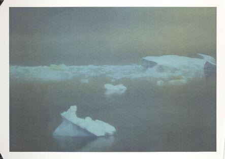 Gerhard Richter, 'Eis', 2021
