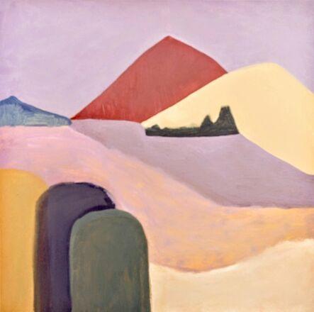 Peter Pezzimenti, 'Landscape and Silos', 2018