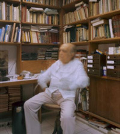 Michael Wesely, 'Oscar Niemeyer (13.12 – 13.17 Uhr, 22.10.2003)', 2003