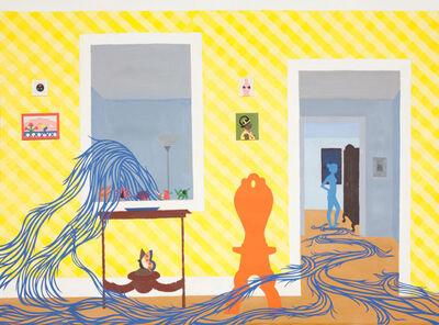 Helena Wurzel, 'Shedding ', 2009