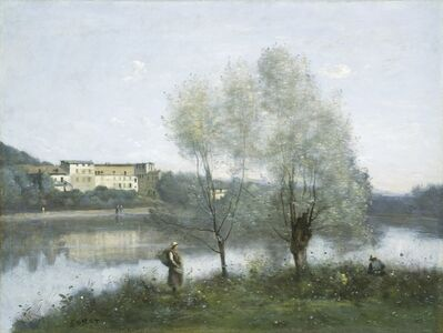 Jean-Baptiste-Camille Corot, 'Ville-d'Avray', ca. 1865