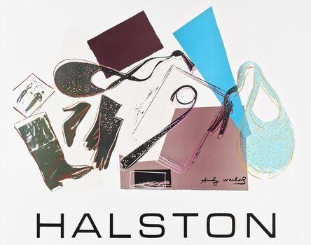 Andy Warhol, 'Halston'