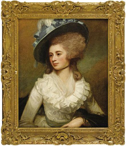 George Romney, 'Portrait of Lady Caroline Price', 1774