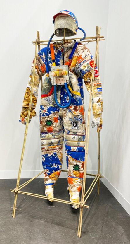 Simon Vega, 'Space Tourist', 2021