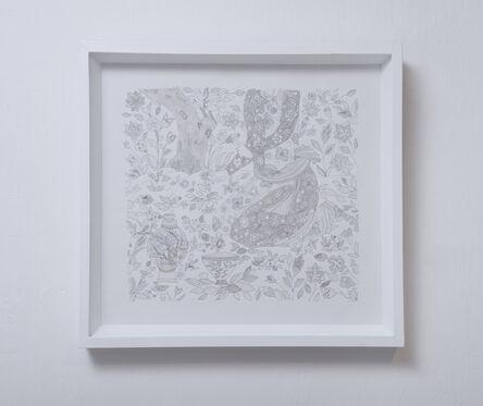Burçak Bingöl, 'In the Garden', 2011