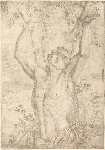 Simon François, 'Saint Sebastian'