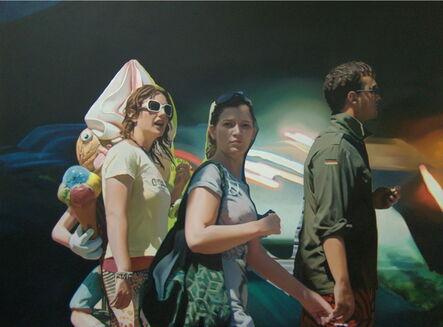 Kate Waters, 'Ghostbusters', 2010
