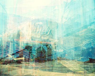 Doug Keyes, 'Sunset Strip, Los Angeles', 2005
