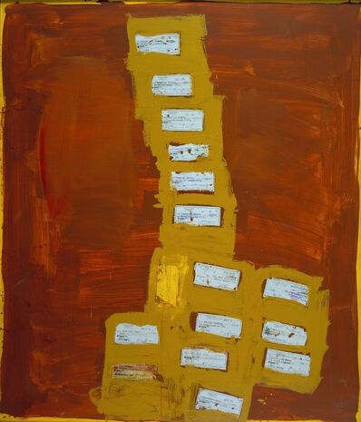 Richard Prince, 'Untitled (check painting) #9', 2004