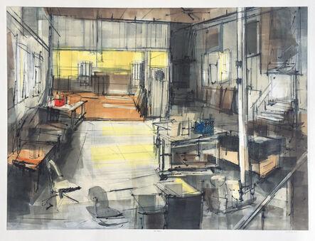 Sean Flood, 'The Studio IV', 2017