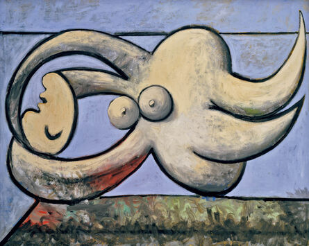 Pablo Picasso, 'Reclining Nude', 1932