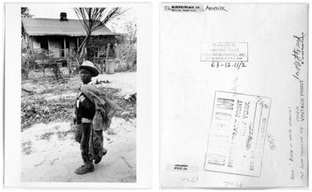 Leonard Freed, 'Boy, South Carolina', 1965