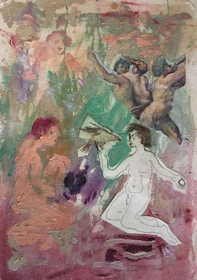 Asad Azi, 'Nude', 2016