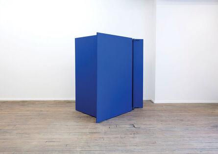 Jonathan Muecke, 'Blue Cabinet (BC)', 2014