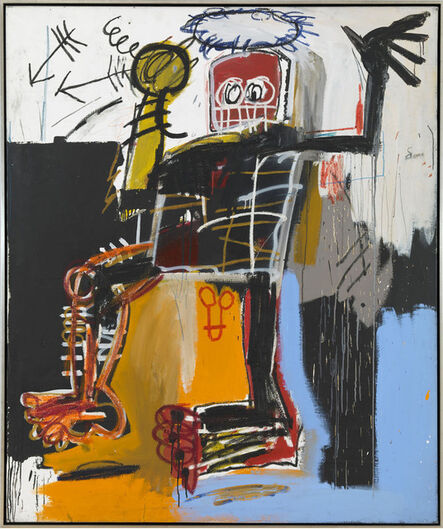 Jean-Michel Basquiat, 'Untitled', 1981