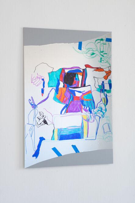 Keren Cytter, 'Self-portrait III', 2018