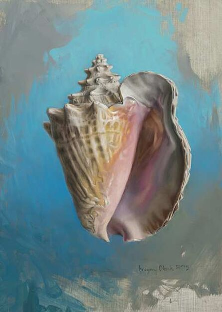 Gregory Block, 'Conch 1', 2015