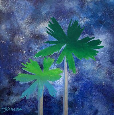 Drica Lobo, 'Space Palm', 2020