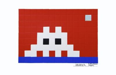 Invader, 'Home Neptune', 2010