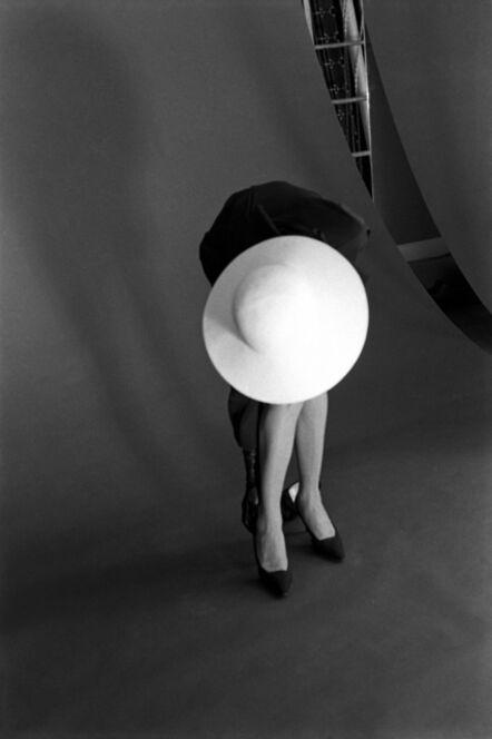 Jerry Schatzberg, 'Victorie Adjusting Shoe', 1960