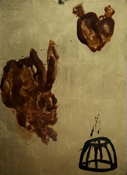 Amina Benbouchta, 'Red rabbit', 2015