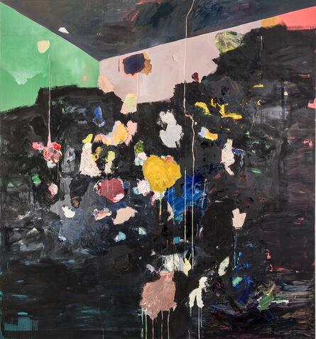Karen Black, 'Painting for a corner', 2017