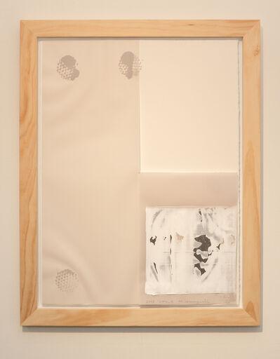 Noriyuki Haraguchi 原口 典之, 'Work on Paper 6 Gesture', 2019