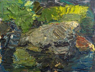Franz Grabmayr, 'Untitled (Felsenbild)', 1976