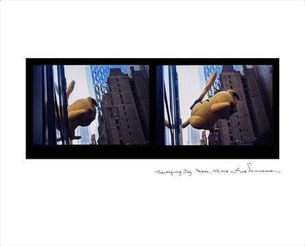 Eve Sonneman, 'Pica Chu, Thanksgiving Day Parade, New York', 2013