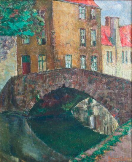 Rosario Cabera, 'Puente de Brujas', ca. 1926