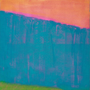 "Gail Morris, '""Treeline""', 2020"
