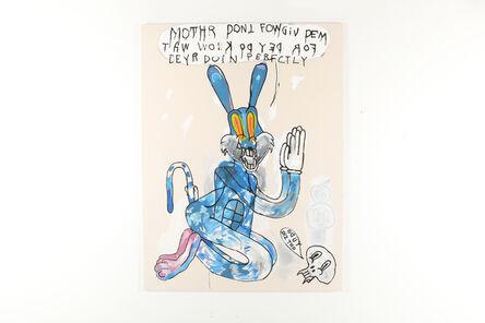 Adrien Vermont, 'Krazy Woundy Bunny', 2020