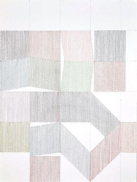 Ernesto Garcia Sanchez, 'Untitled drawing 3', 2020
