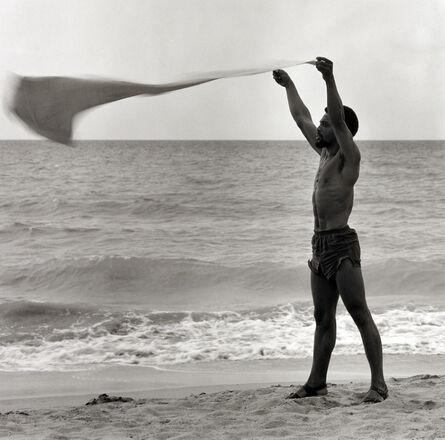 Robert Mapplethorpe, 'Milton Moore', 1981