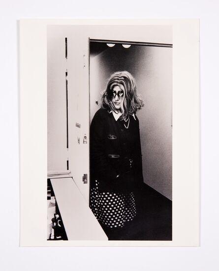 Lynn Hershman Leeson, 'Roberta at Gallery Opening (Lynn)', 1976