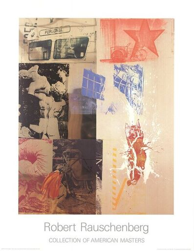 Robert Rauschenberg, 'Favor Rites', 1999