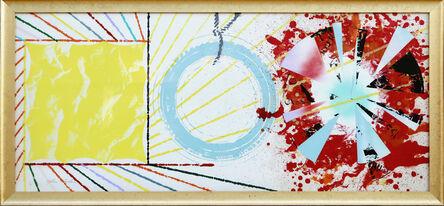 James Rosenquist, 'Yellow Landing', 1974