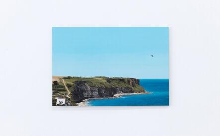 Anna Plesset, 'The Pretense of Beauty I: Mulberry Harbour, Arromanches (Golden Arrow)', 2015